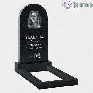 Дешевый памятник на могилу №2