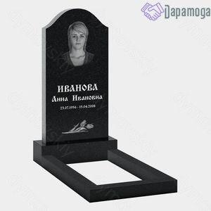 Дешевый памятник на могилу №3
