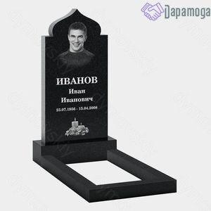 Дешевый памятник на могилу №4