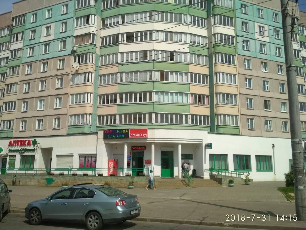 мастерская по ул. Сухаревская 62