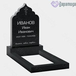 Маленький памятник на могилу №2