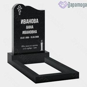 Маленький памятник на могилу №4