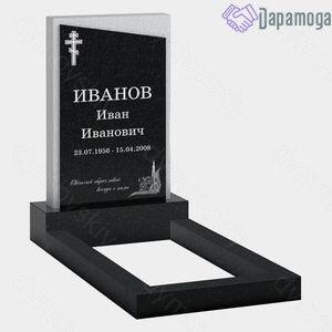 Маленький памятник на могилу №5